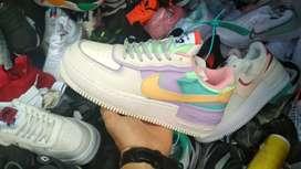 Tenis Nike Air forcé one shadow Dama