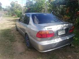 Se vende honda civic del 2000, Negosiable