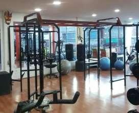 Jaula   crossfit  gym  funcional