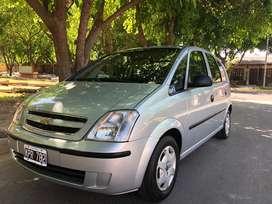 Chevrolet Meriva 2011 full Gnc