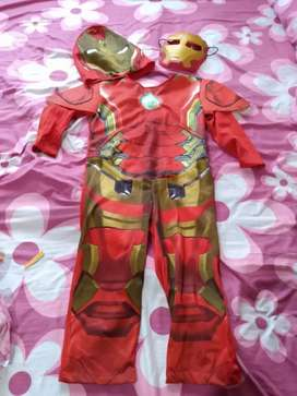 Disfraz de niño o niña de 3 a 5 años