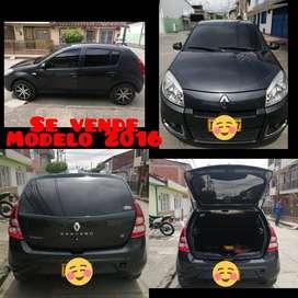Renault Sandero 2016 auntetique