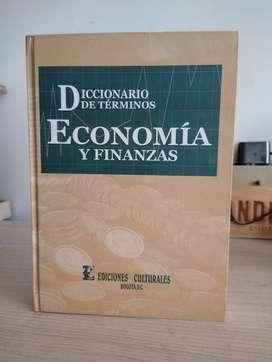 Diccionario de terminos Economia y Finanzas