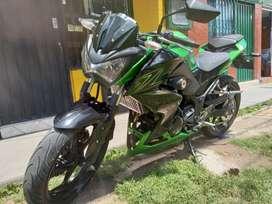 Kawasaki z 250 2018 en venta