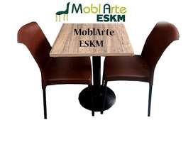 Mesa para restaurante o bar