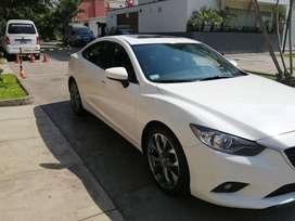 Vendo mi Mazda 6