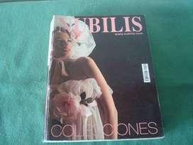 colecciones NUBILIS anuario de vestidos de novia