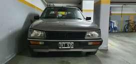 Peugeot 505 automático
