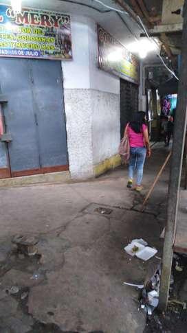 Vendo local comercial en la primera cuadra de calle Abtao - Iquitos