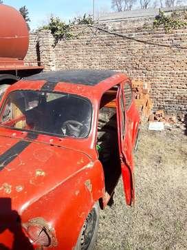 carrocería Fiat 600