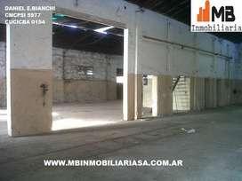 Ciudad de Tandil, venta galpón de 800 m2 y de 200m2 c/renta