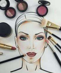 Clases maquillaje online!