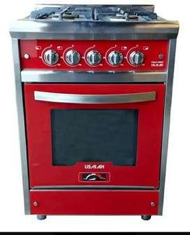 Cocina Usman Red 55 cms