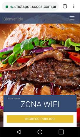 Zona Wifi Hotspot Hoteles Bares Restaurant Marketing Digital