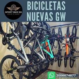 BICICLETAS NUEVAS GW !! RIN 29 Y 27.5 LAS MÁS BARATAS DEL MERCADO