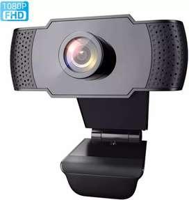 Cámara Ful HD con micro . Nuevo stock