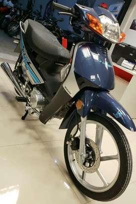 MOTOMEL BLITZ 110cc FULL DISCO Y ALARMA