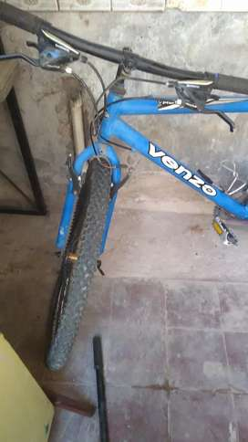 Vendo bicicleta exelente estado