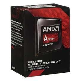 Combo Procesador Amd A6 7400K+Board Ecs A68f2p + 8gb Ram