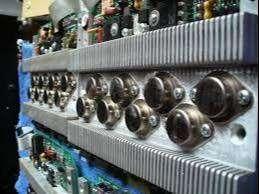 Audio profesional power, cajas activas,
