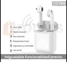 Tipo Airpods - Tws I12 - Itroniks Colombia - Originales
