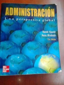 ADMINISTRACION: UNA PERSPECTIVA GLOBAL (12ª ED.) HAROLD KOONTZ , HEINZ WEIHRICH