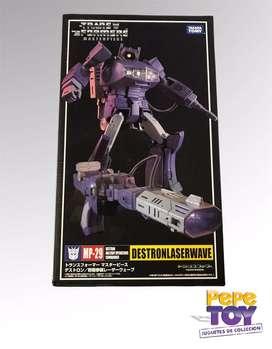 Transformers Masterpiece KO Shockwave