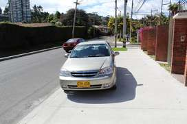 Se vende Chevrolet Optra 2008 estado 9/10