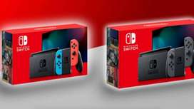 Nintendo Switch NEON o GRIS