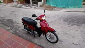 Honda c100 exelente estado