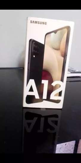 Vendo Samsung galaxy A12 / nuevo 10 de 10 / en caja