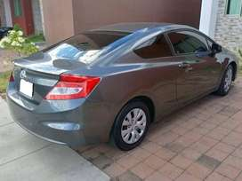 Honda Civic 2012 coupe Gasolina