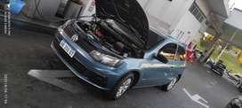 Vendo Volkswagen Gol trend 3 ptas modelo 2017 con GNC particular dueño directo. Espectacular