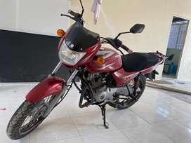 Vendó Moto BAJAJ CT 125 Año 2019