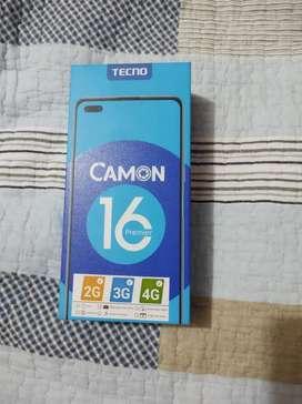 Equipo Tecno Camon 16 Premier nuevo