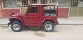 Vendo o permuto por menor valor  suzuki lj80 carpado 4x4 leer descrip