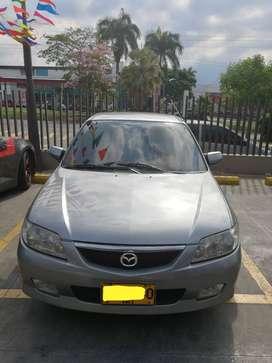 Mazda Allegro Sedan 1.6 Gris
