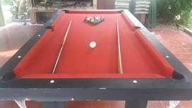 Mesa de pool medida profesional