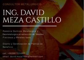 Asesoría Minera Metalúrgica