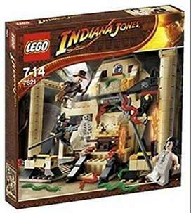 Lego Indiana Jones Set 7621