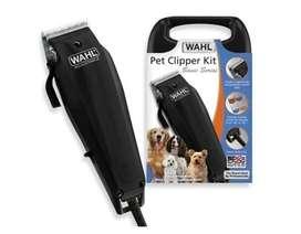 Maquina De Peluquería Canina Wahl Kit Mascotas Basic Series