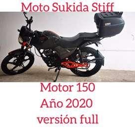 Sukida Stiff año 2020