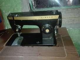 Maquina de coser singer zz