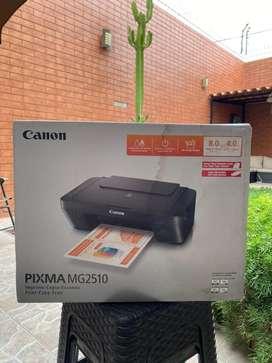 Impresora canon SELLADA