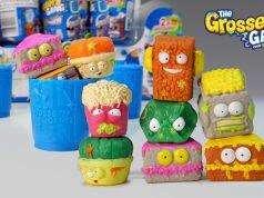Enorme coleccion de grocery gang y thrash pack