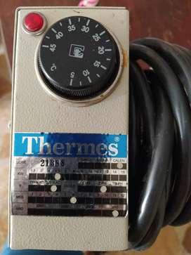 Calentador Eléctrico THERME. 5.5 KW, 220V 2-f. Ideal para Calentar Agua: Piscinas peq, Hidromasajes, Saunas y Jacuzzis.