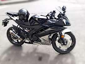 Yamaha r15 como nueva con apenas 20 mil km