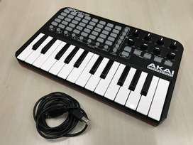controlador midi akai mpc key25 - teclado - piano