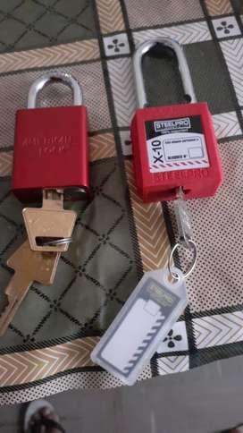 Candado de bloque de seguridad