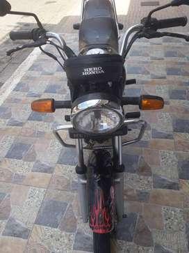 Moto Honda Eco 100 modelo 2007